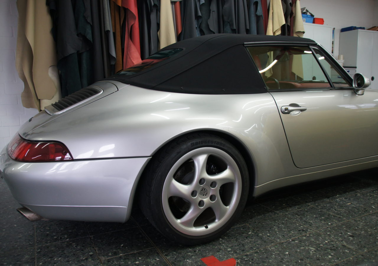 CABRIOVERDECK PORSCHE 911 – 993