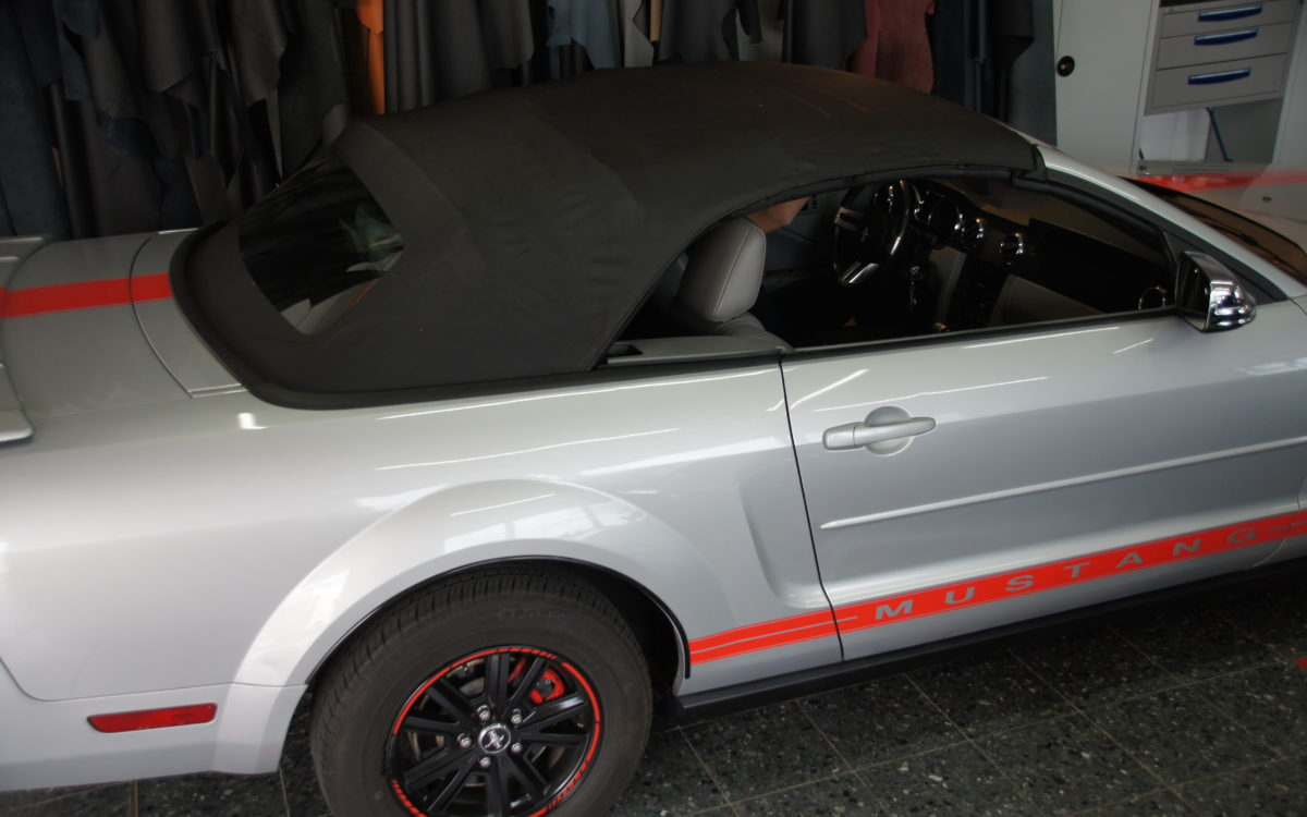 CABRIOVERDECK FORD MUSTANG VI