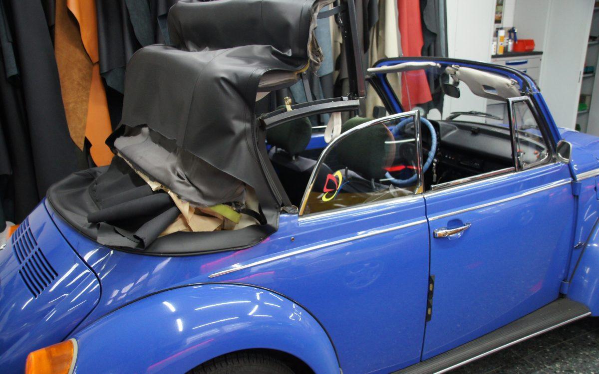 Cabrioverdeck VW Käfer 1303