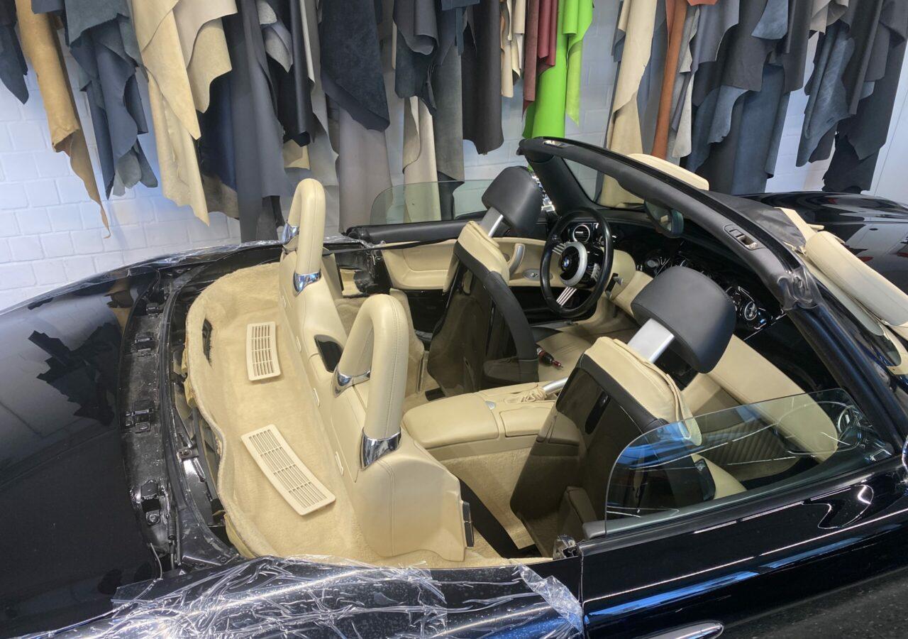 CABRIOVERDECK BMW Z8