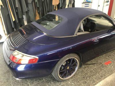 CABRIOVERDECK PORSCHE 911 – 996
