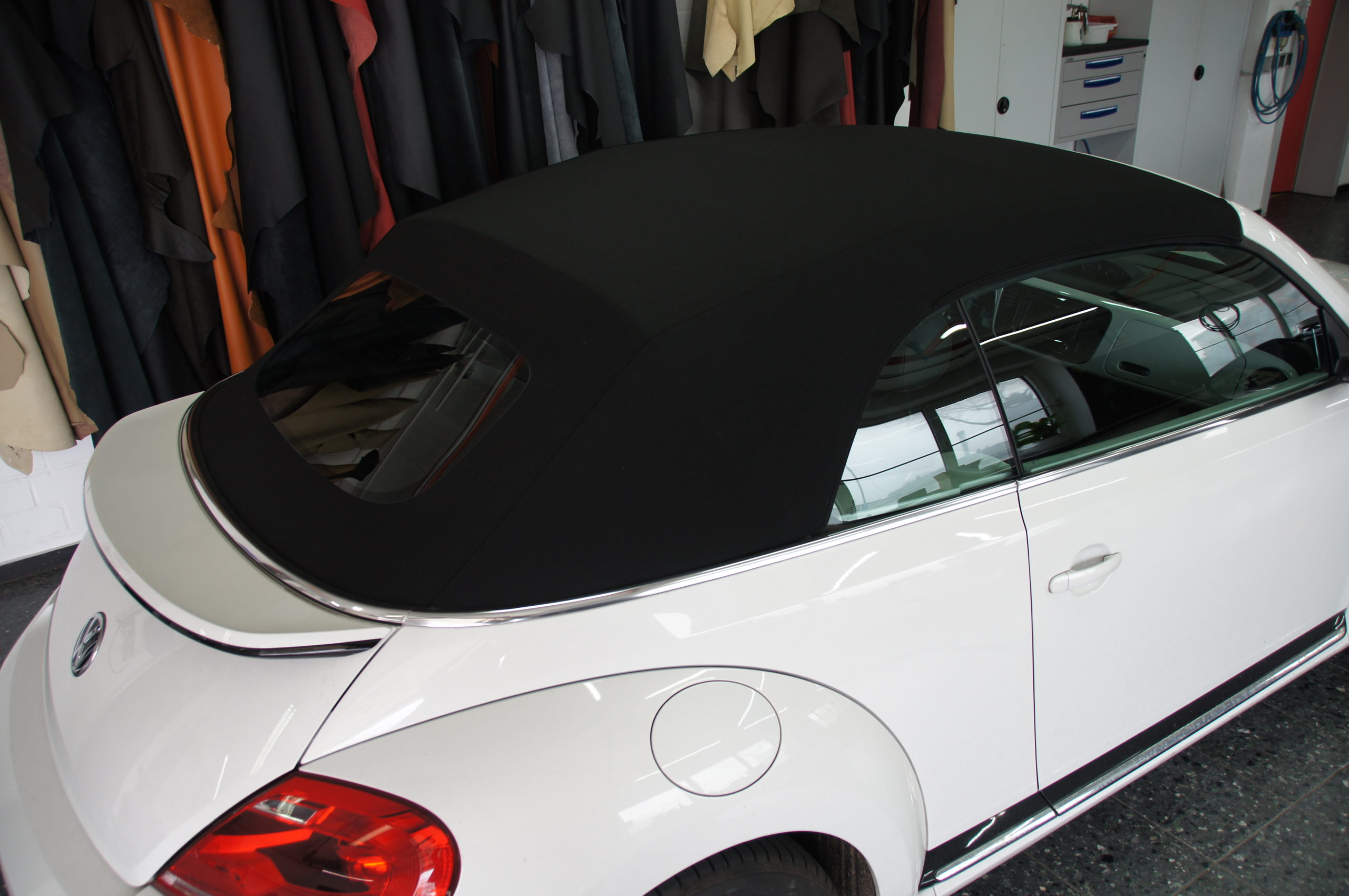 VW New Beetle & Beetle Cabrioverdeck