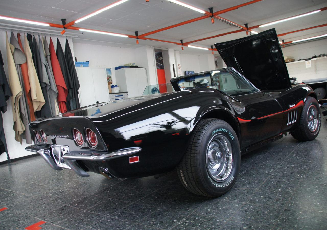Chevrolet Corvette C3 Cabrioverdeck