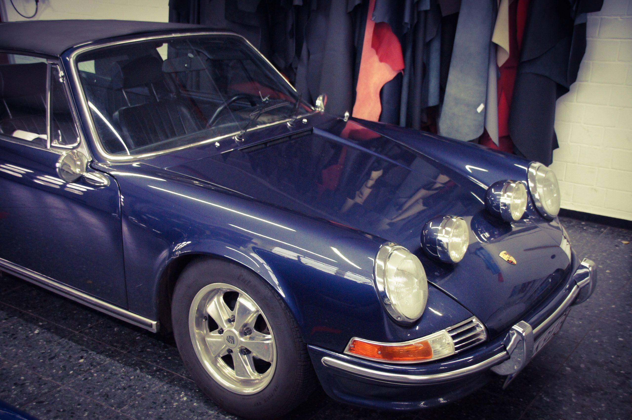 Porsche 911 – TARGADACH