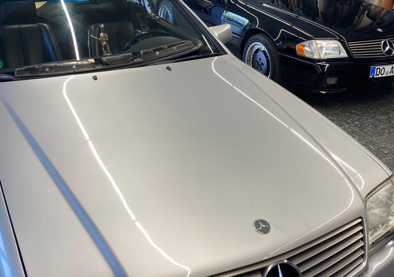Mercedes-Benz SL R129 Cabrioverdeck