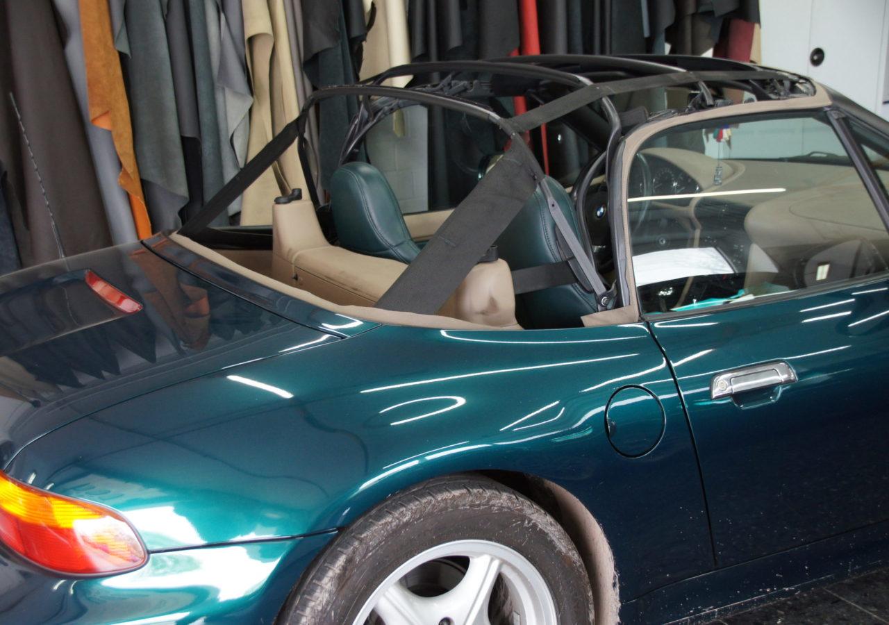 CABRIOVERDECK BMW Z3