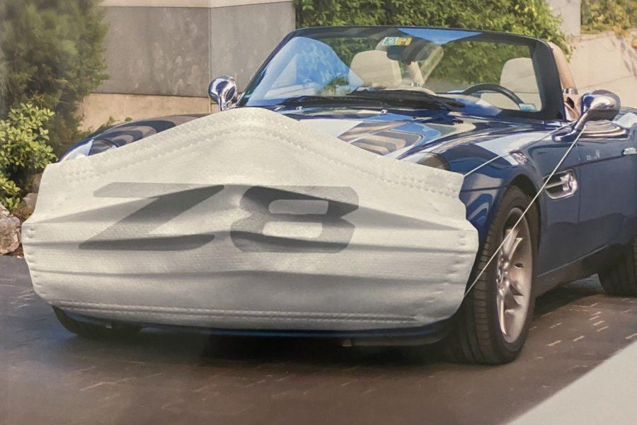 BMW Z8 Clubmagazin 2020